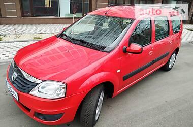 Dacia Logan 2011 в Полтаве