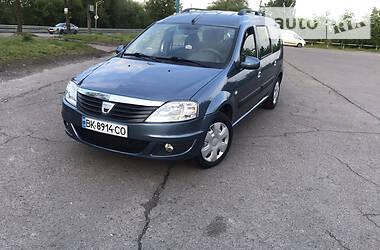 Dacia Logan 2010 в Ровно