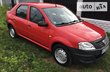 Dacia Logan 2009 в Житомире