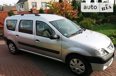 Dacia Logan 2008 в Ковеле