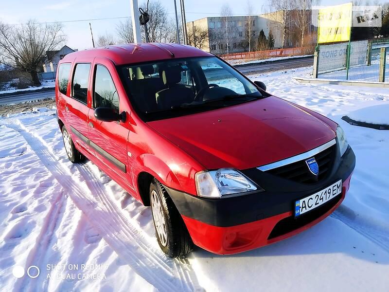 Dacia Logan 1.6MPI