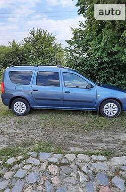 Универсал Dacia Logan 2007 в Знаменке