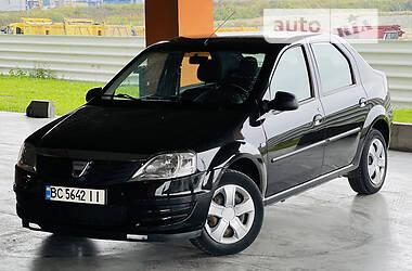 Седан Dacia Logan 2010 в Львові