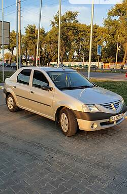 Седан Dacia Logan 2006 в Софиевской Борщаговке