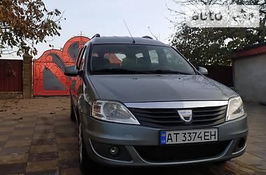 Универсал Dacia Logan 2009 в Крыжополе