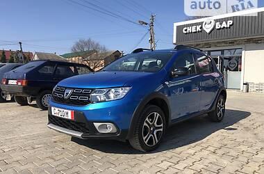 Dacia Sandero StepWay 2018 в Черновцах