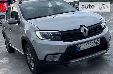 Хетчбек Dacia Sandero StepWay 2018 в Кам'янському