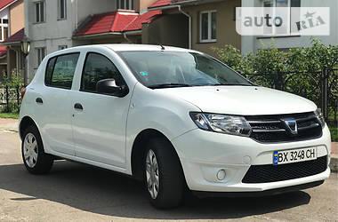 Dacia Sandero 2013 в Ровно
