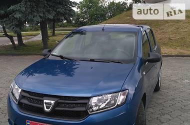 Dacia Sandero 2013 в Дубні