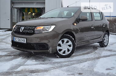 Dacia Sandero 2018 в Дрогобыче