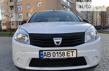 Dacia Sandero 2010 в Виннице