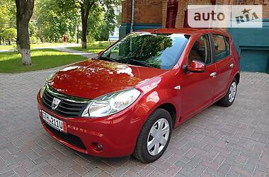 Dacia Sandero 2008 в Сумах