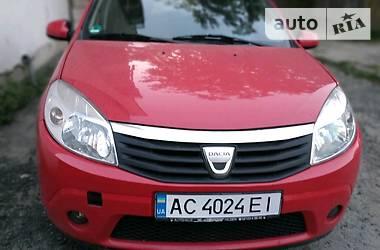 Dacia Sandero 2009 в Ковеле
