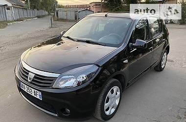 Dacia Sandero 2010 в Врадиевке