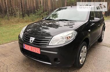 Dacia Sandero 2010 в Ковеле
