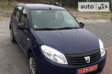 Dacia Sandero 2009 в Харькове