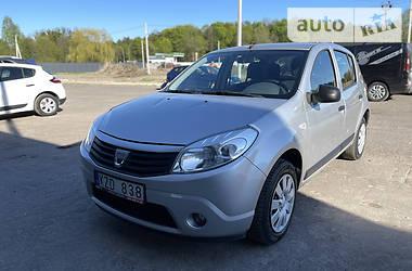 Dacia Sandero 2010 в Радивилове