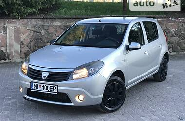 Dacia Sandero 2010 в Тернополе