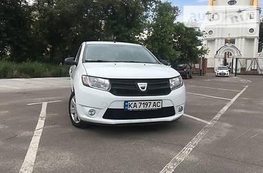 Хэтчбек Dacia Sandero 2017 в Киеве