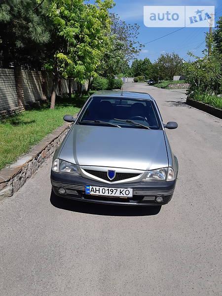 Dacia Solenza 2003 года в Днепре (Днепропетровске)