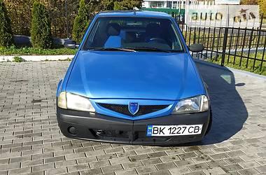 Лифтбек Dacia Solenza 2003 в Ровно