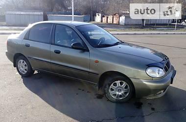 Daewoo Lanos 2002 в Донецке