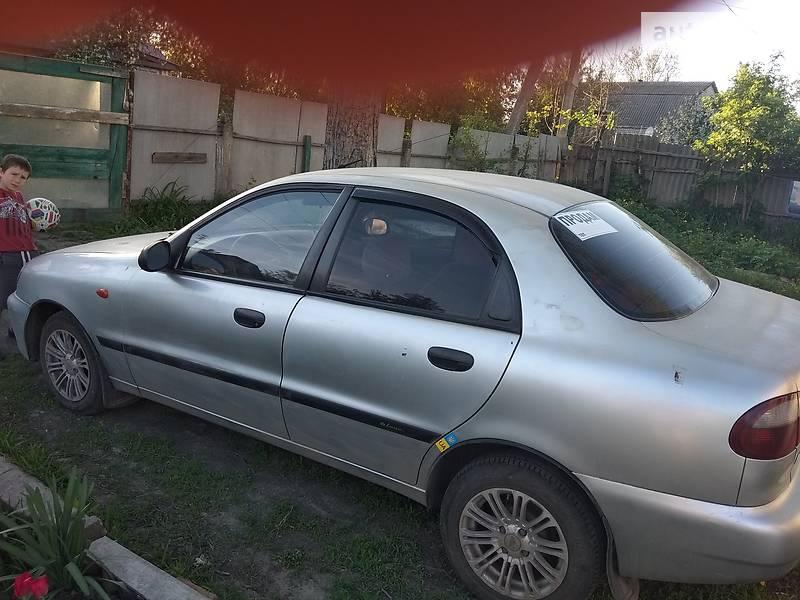 Daewoo Lanos 2003 в Городище