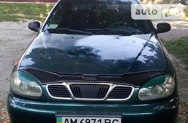 Daewoo Lanos 1998 в Житомире