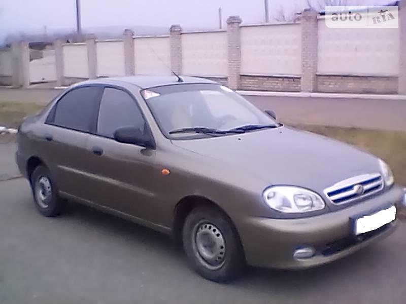 Daewoo Lanos 2011 в Алчевске