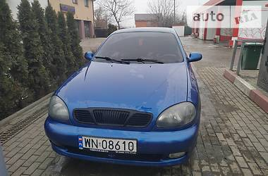 Daewoo Lanos 2000 в Виннице