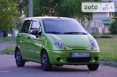 Daewoo Matiz 2007 в Кременчуці