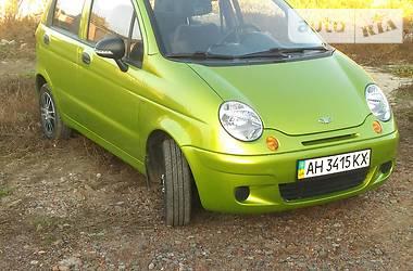 Daewoo Matiz 2013 в Славянске
