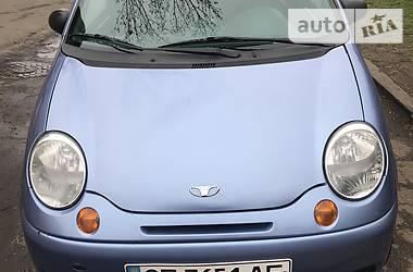 Daewoo Matiz 2006 в Черновцах