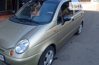 Daewoo Matiz 2005 в Краматорске