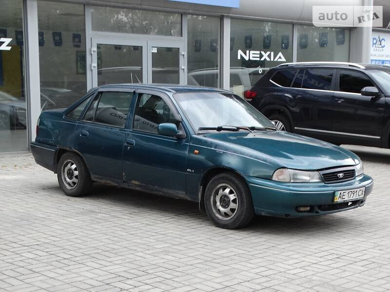 Daewoo Nexia 1997 в Днепре
