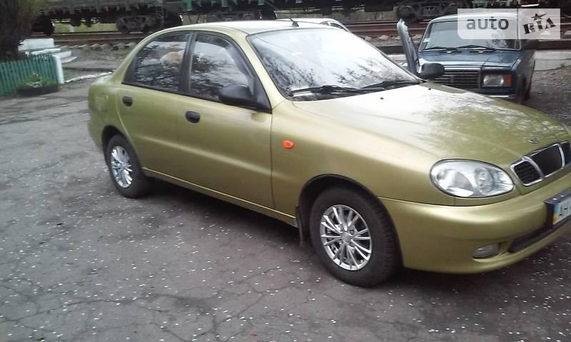 Daewoo Sens 2007 року