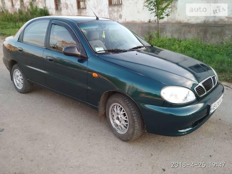 Daewoo Sens 2005 в Виннице