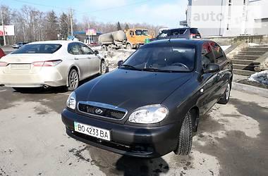 Daewoo Sens 2012 в Тернополі