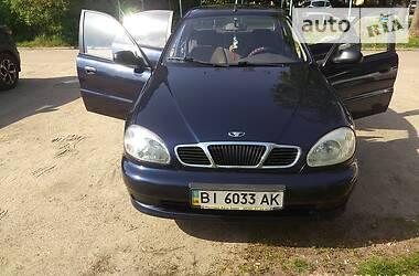 Седан Daewoo Sens 2006 в Полтаве