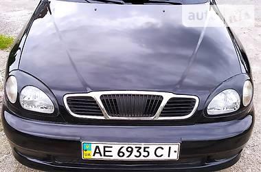 Седан Daewoo Sens 2004 в Кривом Роге