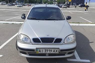 Седан Daewoo Sens 2002 в Киеве