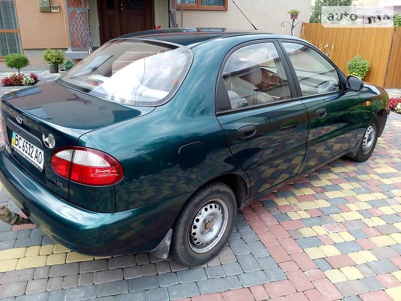 Седан Daewoo Sens 2006 в Городке