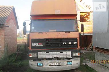 Daf 3300 1989 в Львове