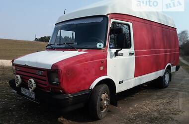Микроавтобус грузовой (до 3,5т) DAF 400 груз. 1988 в Гайсине