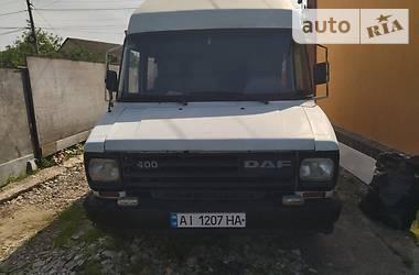 Фургон DAF 400 груз. 1990 в Киеве