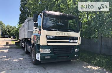 Зерновоз DAF 85 2005 в Борисполе