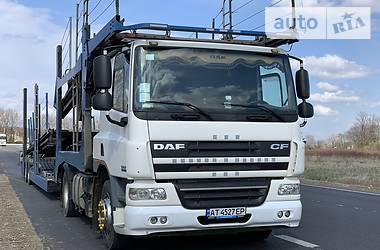Автовоз DAF CF 75 2010 в Калуше
