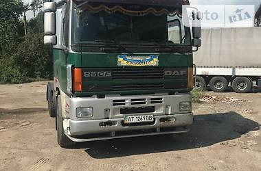 DAF CF 85 2001 в Ивано-Франковске