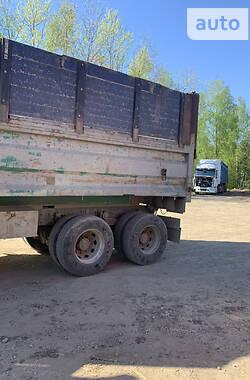 Самоскид DAF CF 85 2001 в Долині