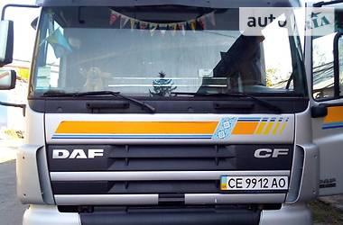 Daf CF 2003 в Черновцах
